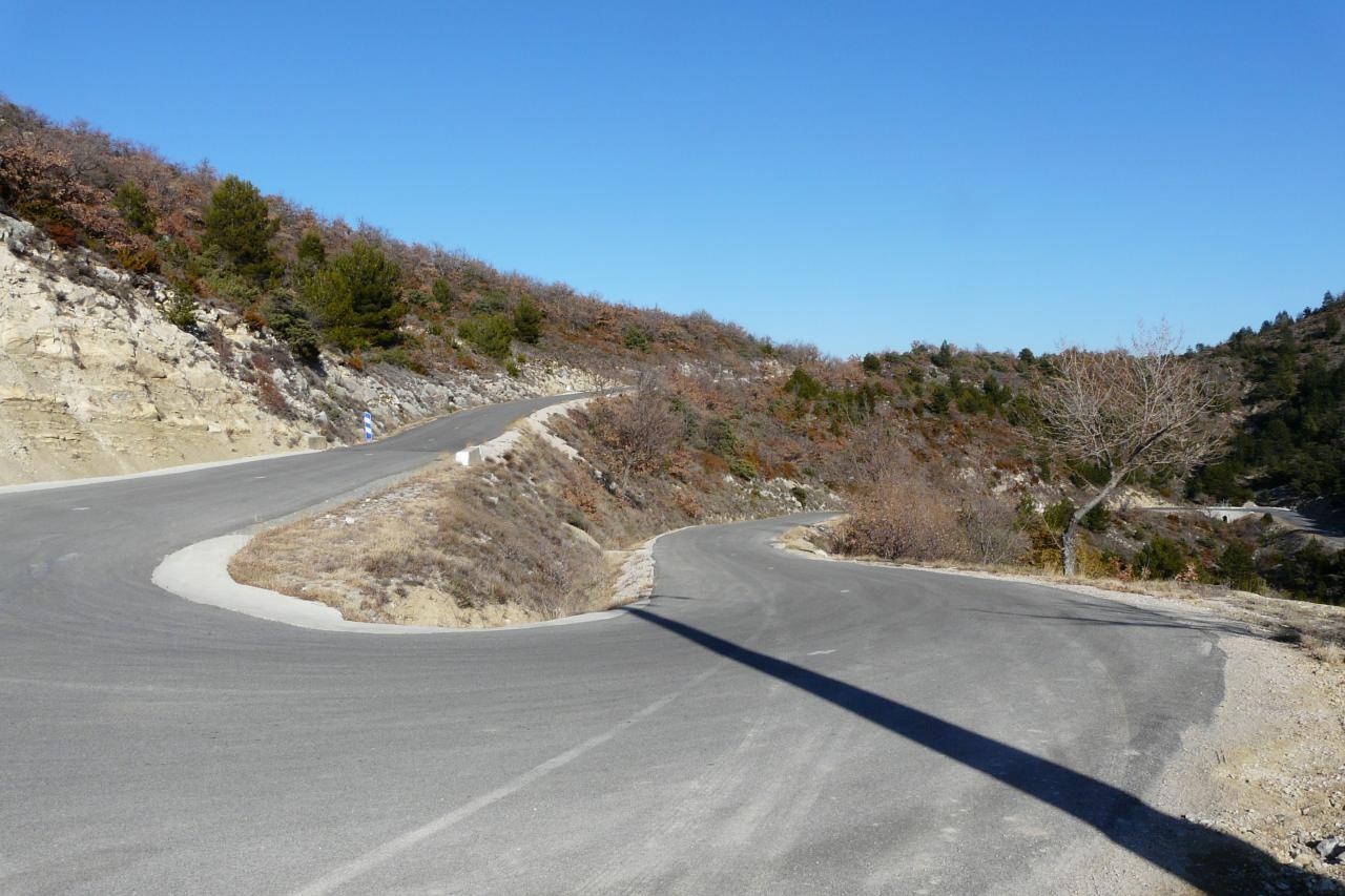 Col d' Ey à vélo