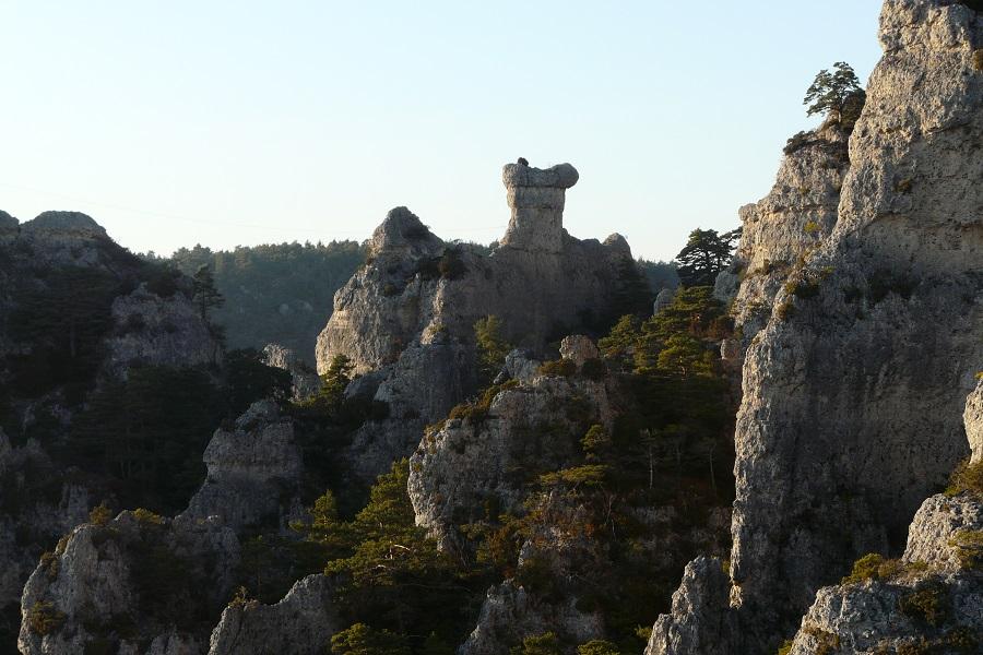 Randonnée Chaos de Montpellier le Vieux    Aveyron