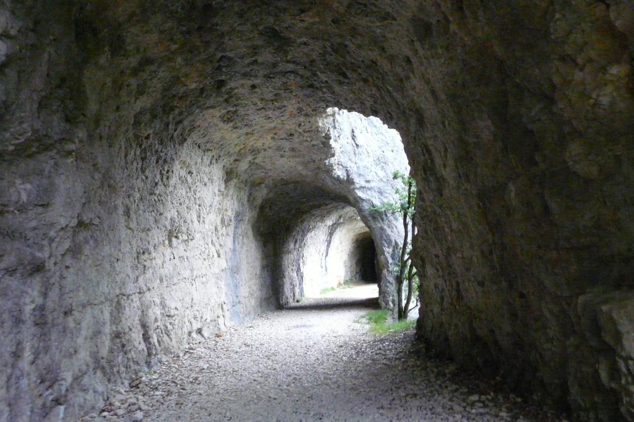 tunnels de charabotte