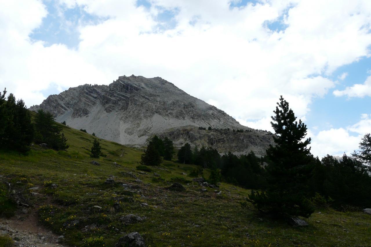 Via ferrata de la pointe de Charra   Hautes Alpes