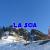 Ski de randonnée parcours d'initiation de la Scia  Depuis les Essarts (TC) St Pierre de Chartreuse  Isère